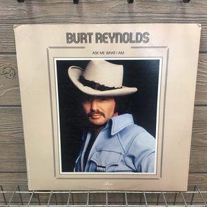 Burt Reynolds Vinyl Album